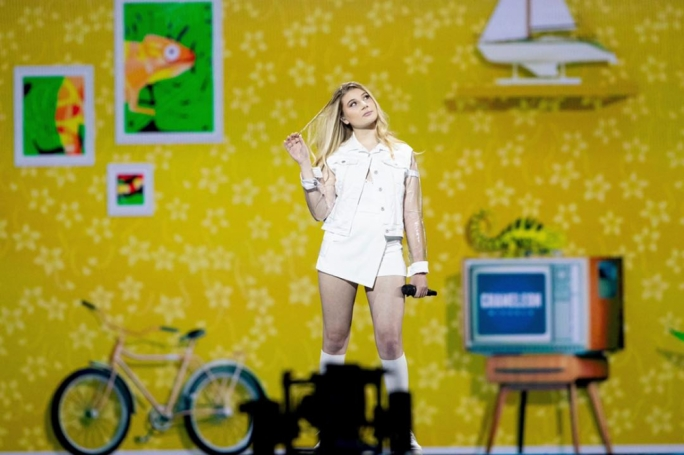 Malta's Eurovision entry goes up two places after organisers discover error in results