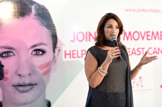 Marigold Foundation chairperson Michelle Muscat