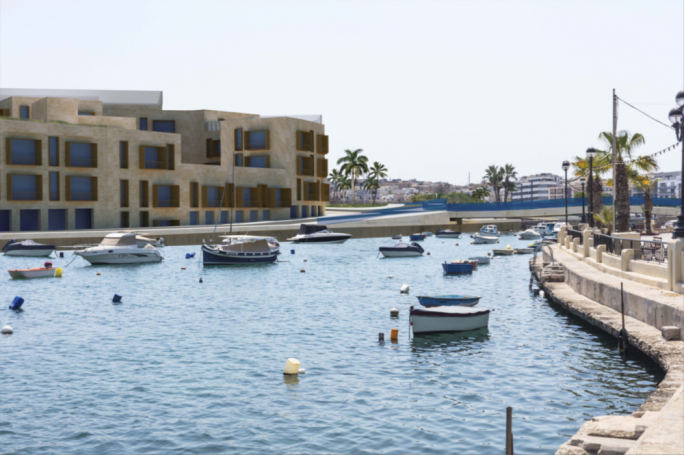 [SLIDESHOW] How 610 Manoel Island apartments will change Gzira waterfront views