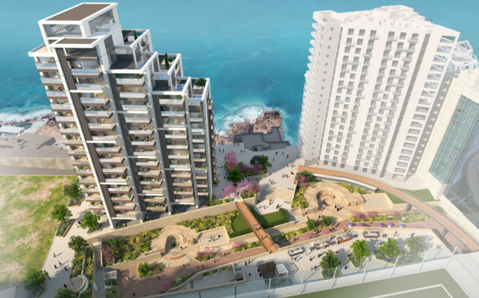 Tigné development to be finalised with 16-storey tower on coast