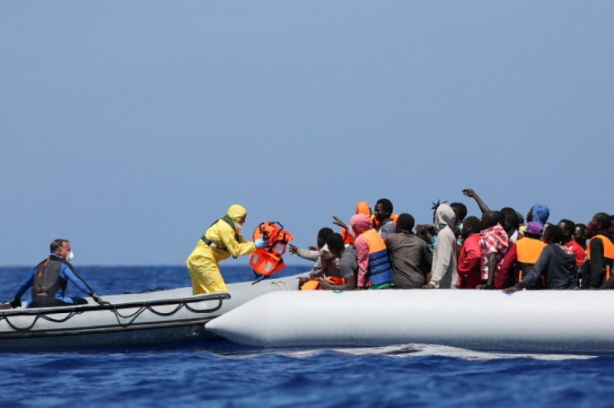 Migration crisis 'most important issue for Europe today', Tusk says