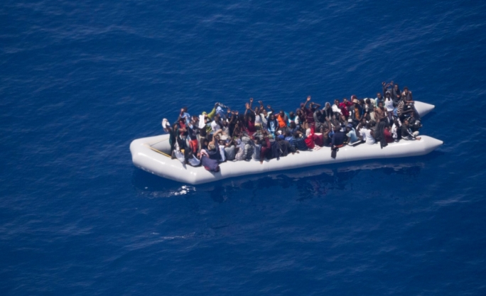 Armed Forces of Malta rescues 97 migrants at sea