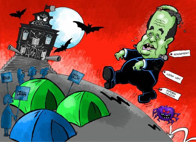 MaltaToday Cartoon: 29 October 2017