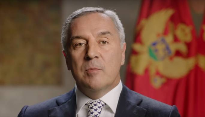 Ana Kolarevic, formerly Djukanovic, is the sister of Milo Djukanovic (pictured)