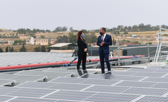 Vassallo Builders solar project generates enough energy to power 570 households