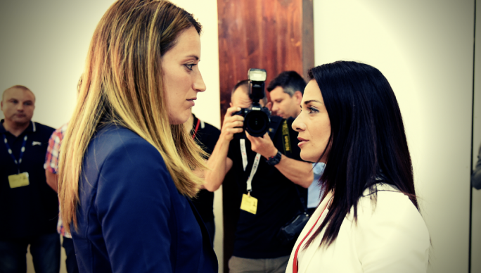 Dalli and Metsola at war over MEP vote on taxation report that punished Malta