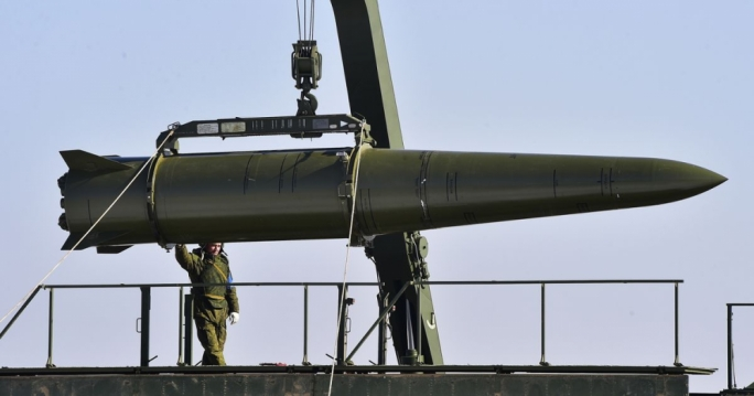 According to US officials, a new Russian missile in breach of Cold War treaty could wipe out any country in Europe at a moment's notice