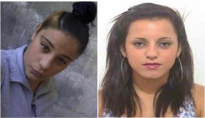 Two teenage girls reported missing