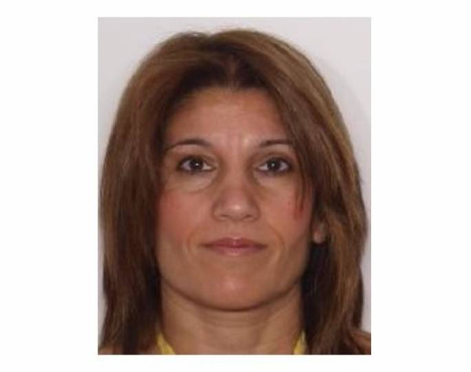 Natalie WIlliams, 46, last seen on Friday in Zejtun, was this  evening rescued from inside a cave in Kalkara