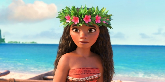 Reluctant leader: Moana