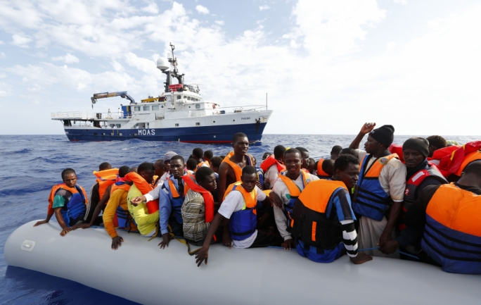 Return to the Med: sea rescuers MOAS in collaboration with Sea-Eye