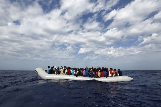 EU plan against migrant smugglers in Libya could include ground forces