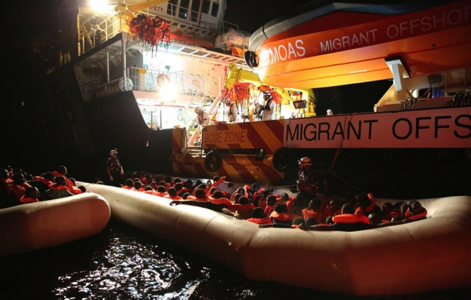 The true death toll is much higher than the recorded figure, MOAS said