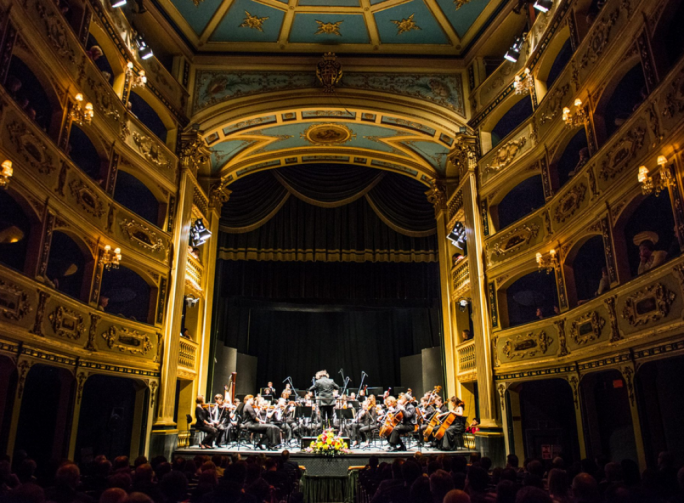 The Malta Philharmonic Orchestra
