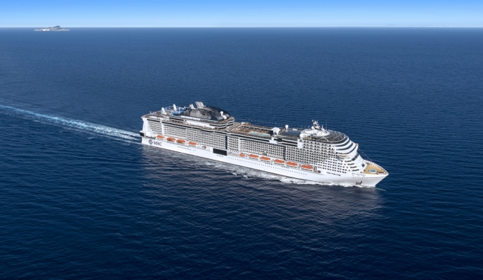 New MSC cruise liner to call in Malta weekly in 2020