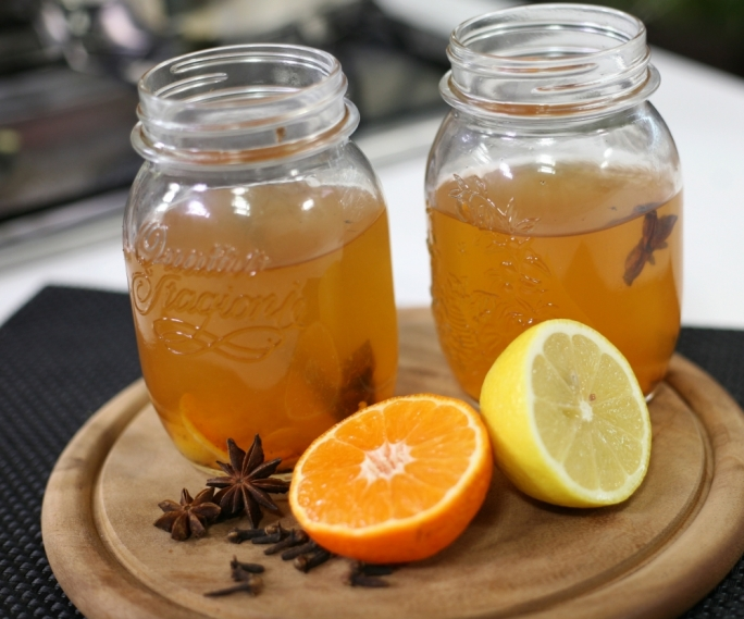 [WATCH] Spicy, mulled apple cider