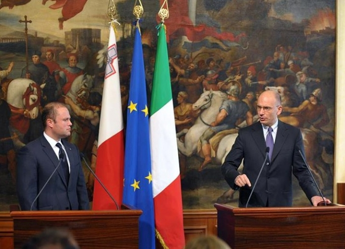 Italy's Mare Nostrum taking over Malta's refugee burden