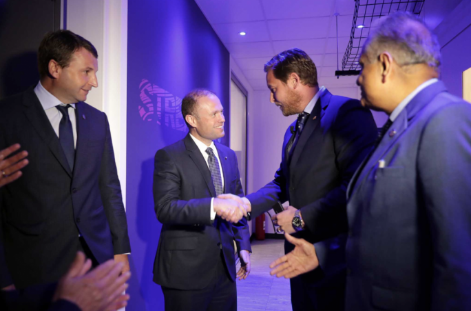 [WATCH] Prime Minister inaugurates Malta's 'first global data centre'