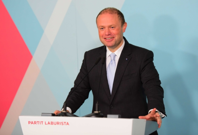Prime Minister Joseph Muscat was speaking on Sunday at the Labour Party's Pieta club