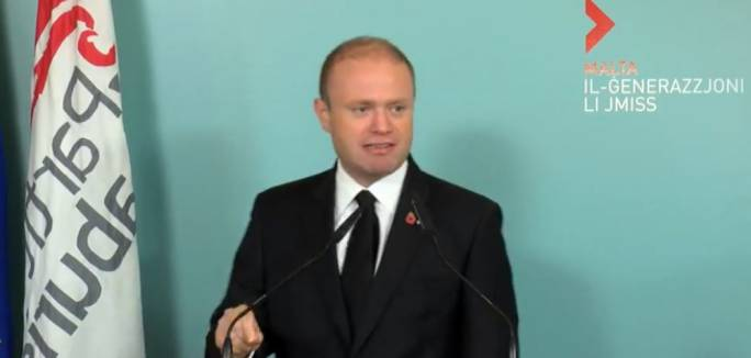 [WATCH] Get a grip and lead your party, Muscat tells Opposition leader