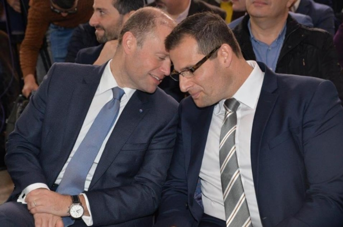 Joseph Muscat is back... with a post-COVID analysis for Labour ministers
