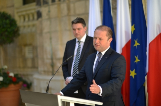 "Joseph Muscat suggested Mizzi was ""naive and politically insensitive"" in heeding financial advice to open an offshore company"