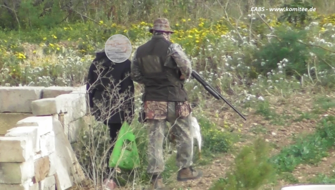 Over 6,000 hunters to storm Maltese countryside, with 42 officers monitoring