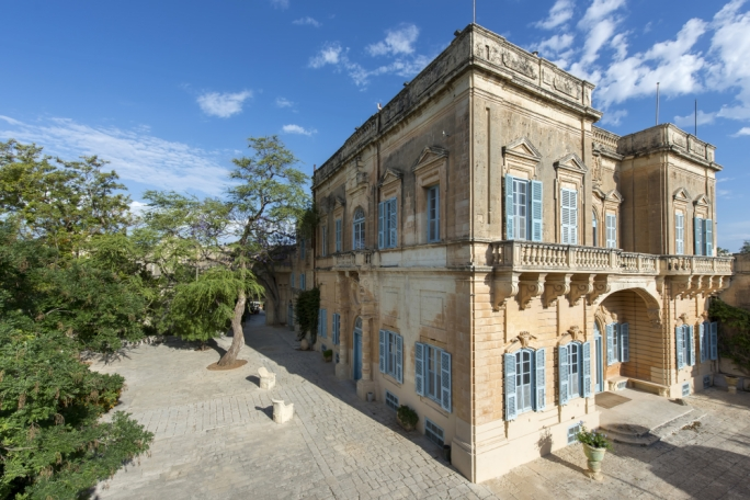Strickland heirs' feud over Villa Bologna, Malta's grandest of stately homes
