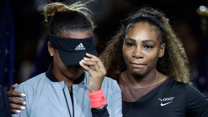 Where was the respect towards her opponent, young Naomi Osaka, whose incredible victory was completely soured by Serena, who made it all about her?