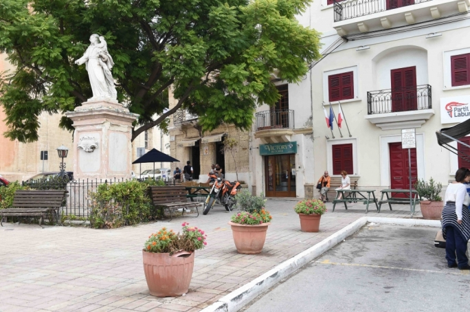 Naxxar Labour club wants outdoor dining area