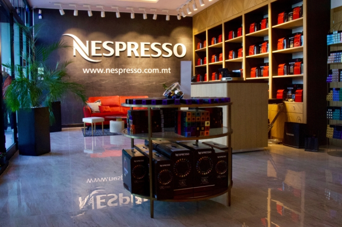 Nespresso launches its first customer care centre in Malta