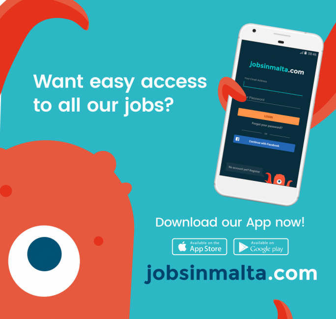 Jobsinmalta.com launches Mobile App for iOS