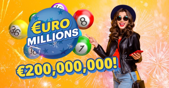 €200,000,000 say what? Win the largest EuroMillions jackpot ever in Malta