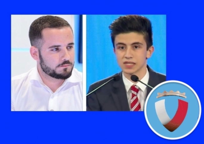 MZPN v Team Start: officials from PN's two youth groups trade insults