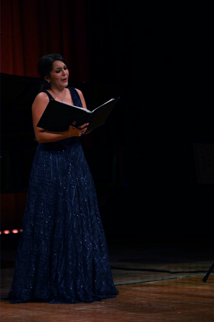 Maltese soprano Nicola Said. Photo: Mark Zammit Cordina