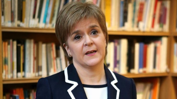 Nicola Sturgeon said Scotland wants a deal that allows it access to the single market and free movement of the EU migrant