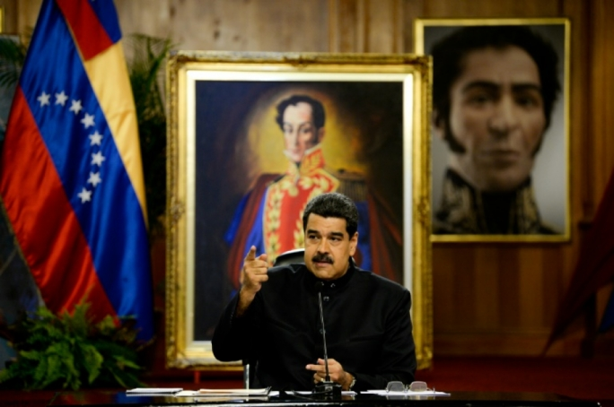 Venezuelan President Nicolas Maduro is said to be under investigation for his role in a scheme to launder over €500 million through Malta