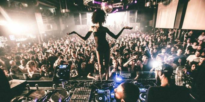 If you're into techno, Tenax Club is the place to be