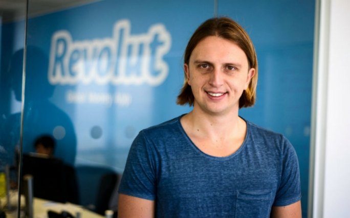 Revolut founder and CEO, Nikolay Storonsky