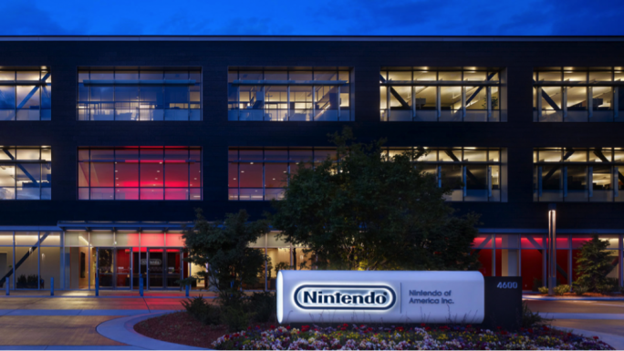 Nintendo Co. Ltd. stock moved up more than 75%