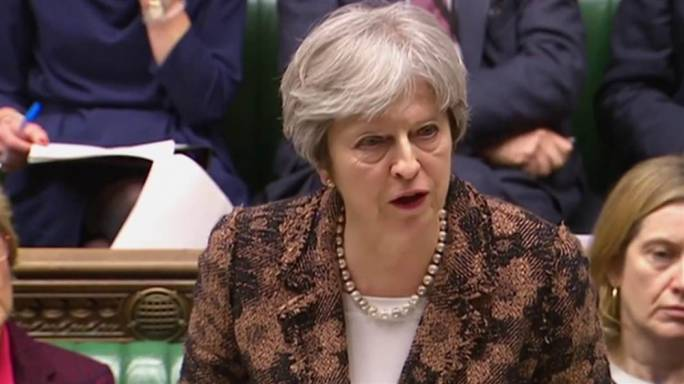 May has given the Russian administration until Tuesday at midnight to explain