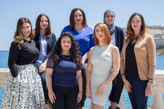 The Network of Young Women Leaders was set up earlier this year