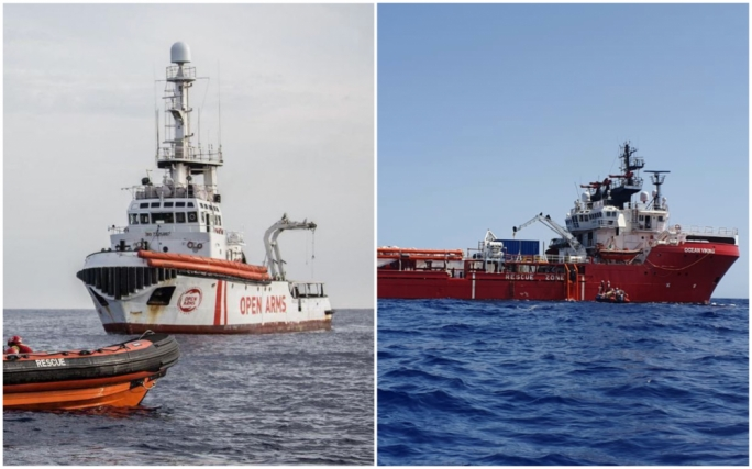 UNHCR calls on Europe to show solidarity as over 500 migrants remain stranded at sea