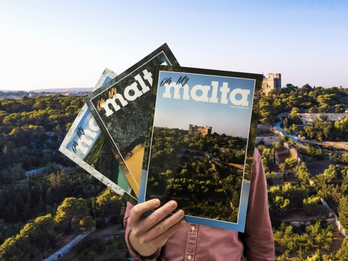 Oh My Malta! Autumn issue hits the shelves