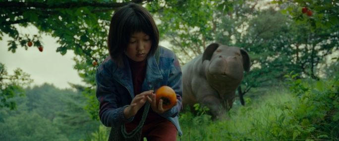 A girl and her pig:  Ahn Seo-hyun leads the way in this inspired emotional rollercoaster from Netflix