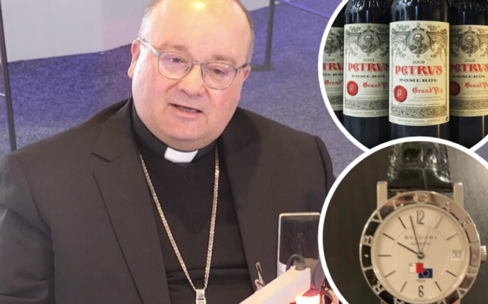 Petrus wines and Bvlgari watches: archbishop hopes to see these featured in carnival floats