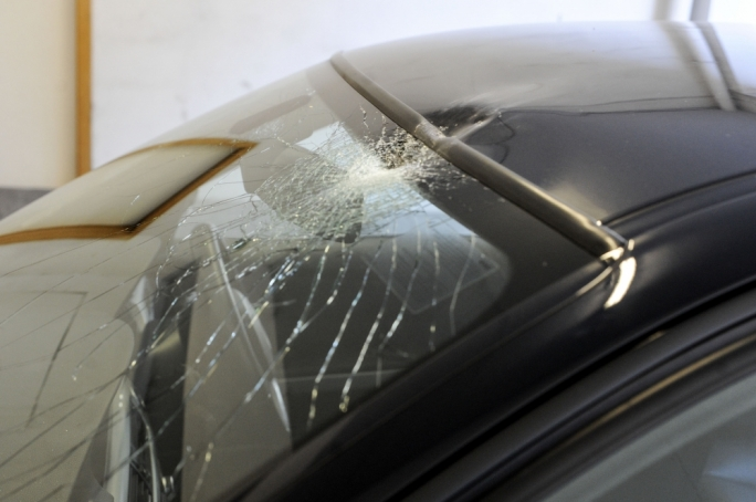 Updated | Busuttil's car 'not the first to be hit by stones'