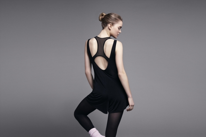 Oysho presents its new Gymwear Studio collection