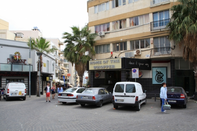 Too many parking fines for Paceville, St Julian's delivery vans