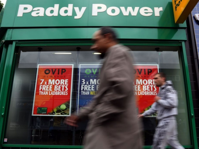 A Malta seller was said to have sold on a database containing 650,000 records of customers for PaddyPower.com
